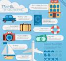 flat-travel-infographic