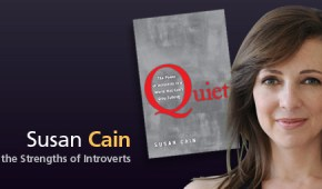 Susan Cain and the Quiet Revolution: Unlocking the Power of Introverts
