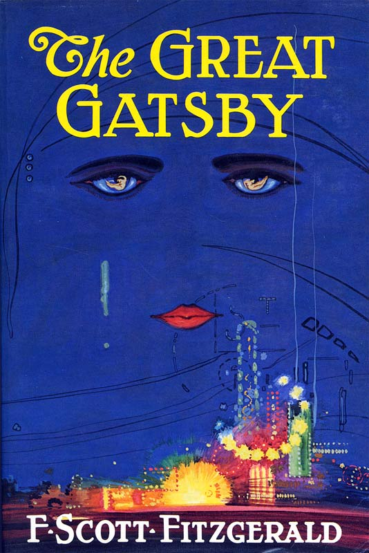 Image result for gatsby book