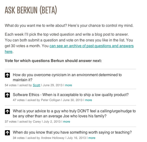 Why It's Ok To Be Average | Scott Berkun