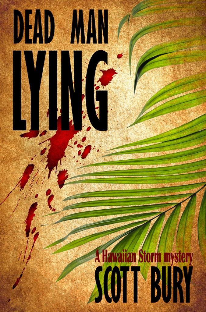 Dead Man Lying cover