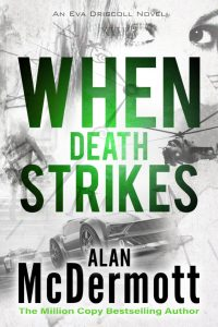 When Death Strikes by Alan McDermott cover