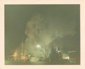 St Paul House Fire