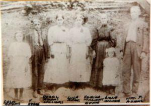 William P. ADAMS Family