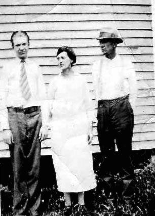 Bob & James W. TAYLOR, Alice HUTCHINS