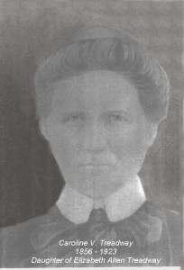 Caroline Treadway (Adams, Stanley, Lyon)
