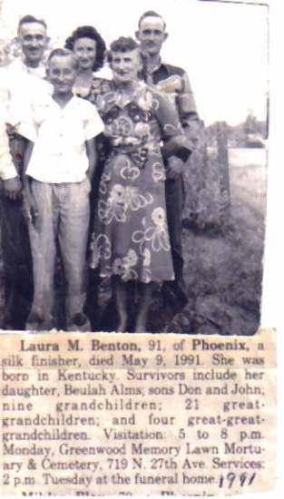 Lourinda Stapleton Benton