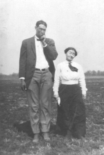 James Wallace BARNETT and Abigail BALL
