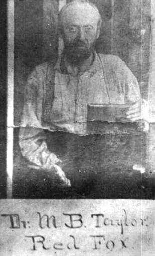 Marshall Benton TAYLOR