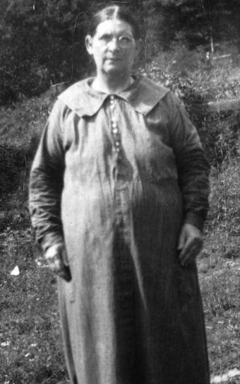 Mary Elizabeth CHASTEEN