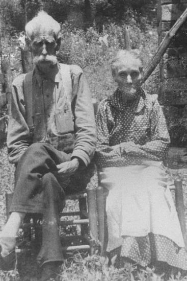 Owen and Julia WILLIAMS ALLEN