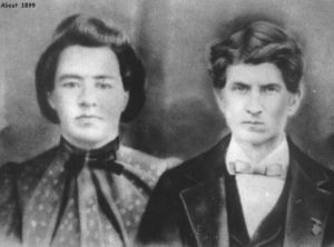 William Hasque ROLLER and Rebecca Ann BLEDSOE