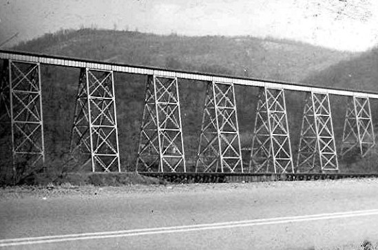 Trestle at Speers Ferry