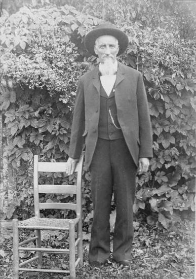 Hezekiah Patton Head