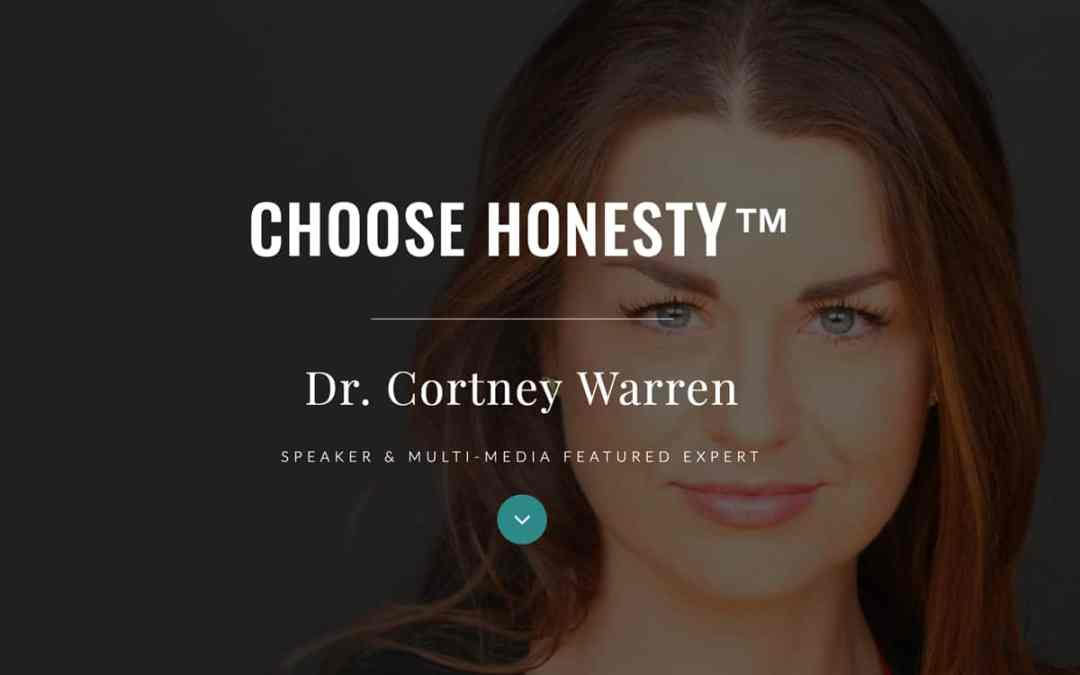 Self-Deception, with Dr. Cortney Warren