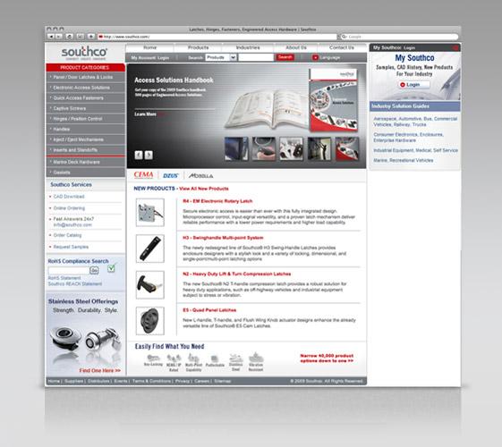 Southco Homepage