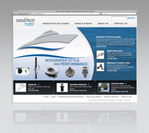 Southco Marine Homepage