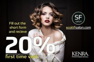 20% Off First Time Guest