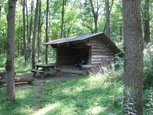 Buck Settlement Lean-to