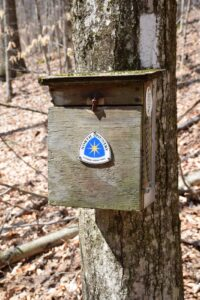 FLT Trail Register near Monterey Road (M13)