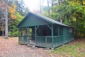 Ward Cabin #3