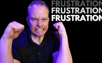 How To Deal With FRUSTRATION!