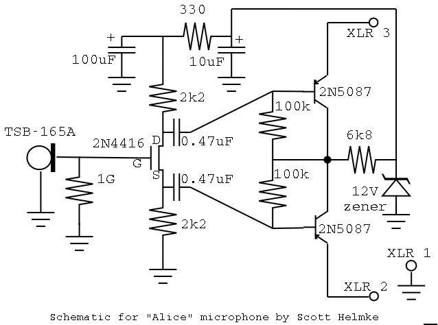 diy condenser mic problemmicwiringdiagrambottomjpg wire center u2022 rh 207 246 123 107