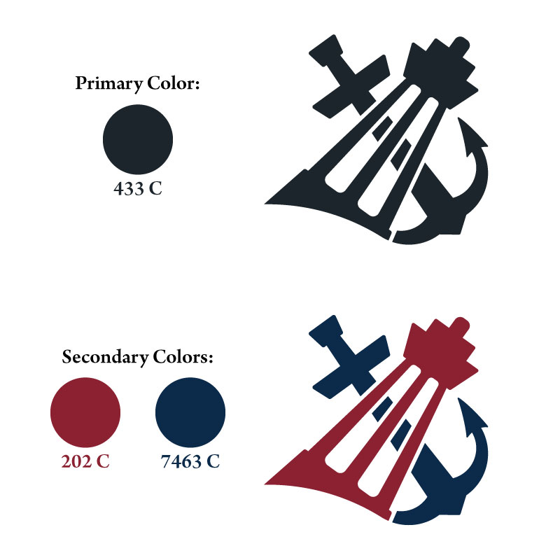 Buoy & Anchor Identity Colors