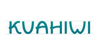 Kuahiwi Logotype