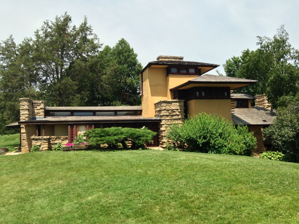 Taliesin East Tours