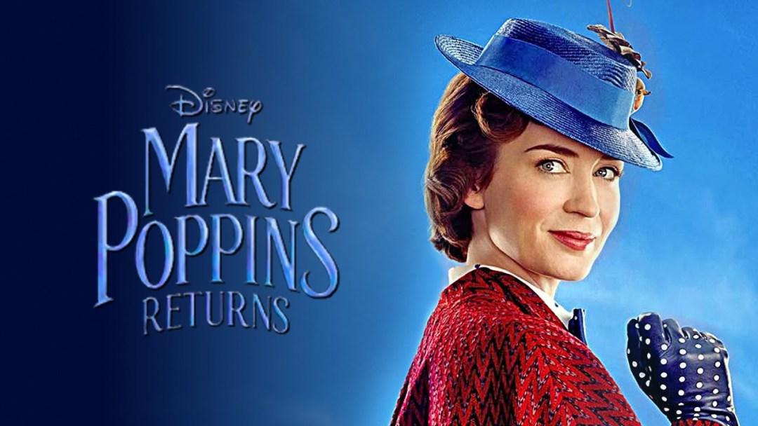 Movie Review Mary Poppins Returns Scott Holleran