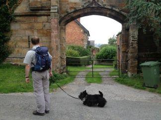 10 Mackworth Castle Gatehouse, Derbyshire