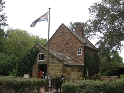 Captain Cook's house