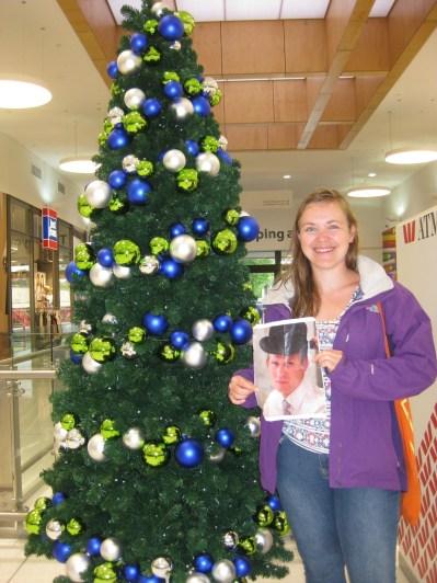 Christmas Tree George