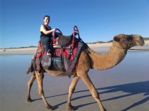 Me and my camel!