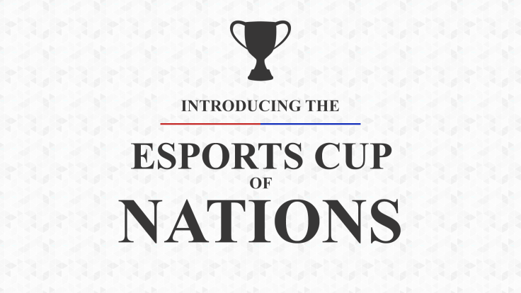 Esports Cups of Nations logo
