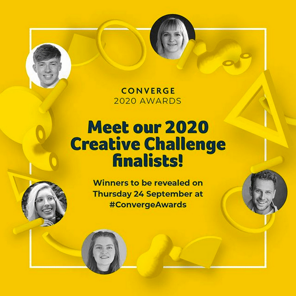 Converge Creative Challenge