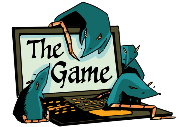 Strange Sickness. The Game