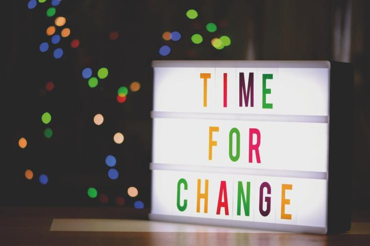 Time for change. Purpose HR - Building A Positive Workplace Culture