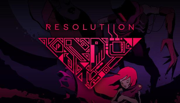 Resolution. Logo. Freelance Friday.
