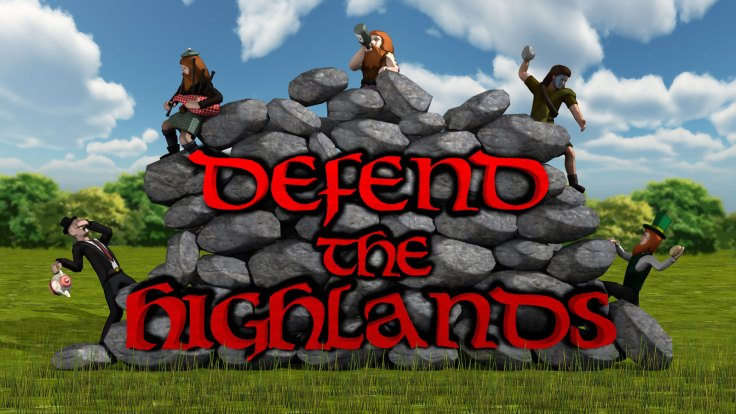 Defend the Highlands - Tower Defence