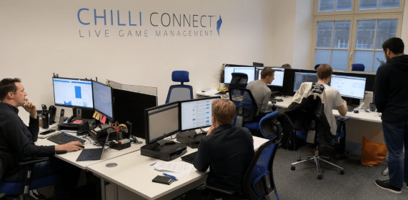 Chilli Connect. Unity Technologies.