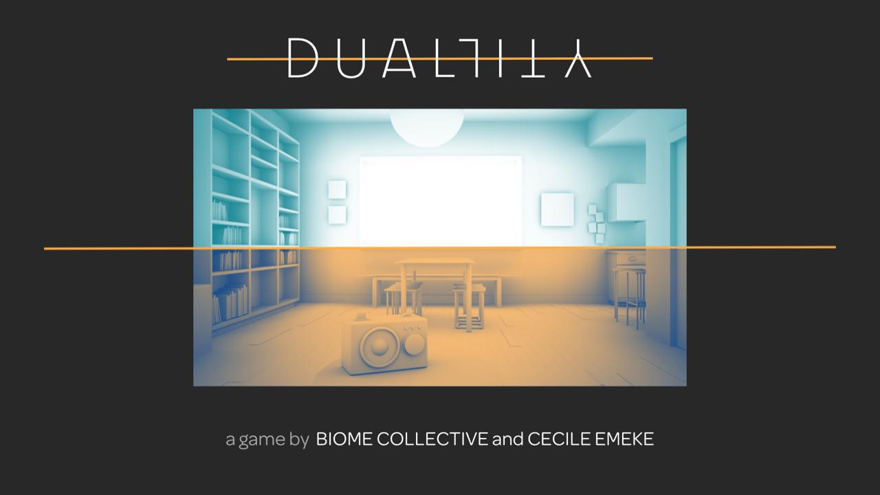 Duality VR. Cecile Emeke. Biome Collective.