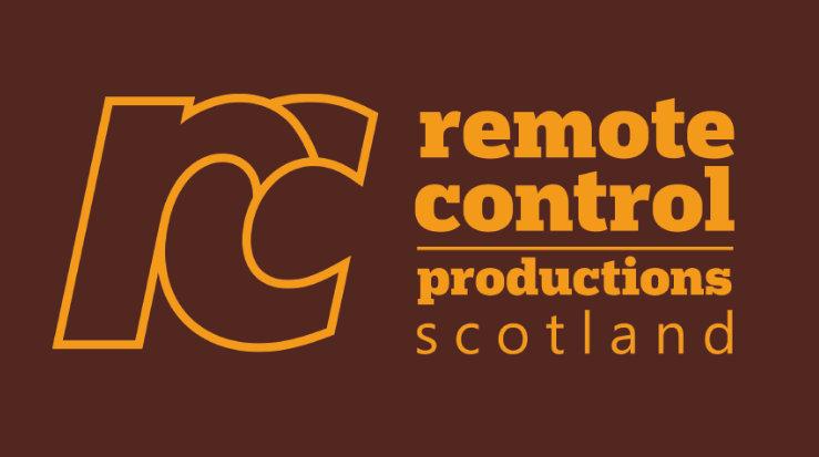 Remote Control Productions Scotland Logo
