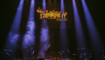 Ged Grimes. Bards Tale IV: LIVE