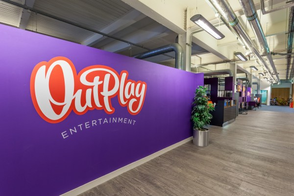 Outplay Entertainment office. Stefan Lampinen joins board.