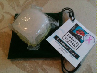 Competition Giveaway – Crystal Deodorant Worth £5 + Ends 23 Jan 2011