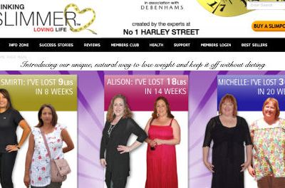 Thinking Slimmer – A New Challenge