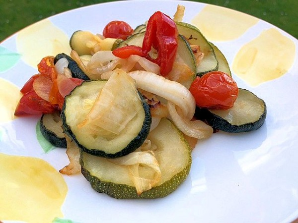 Actifry Vegetables 2