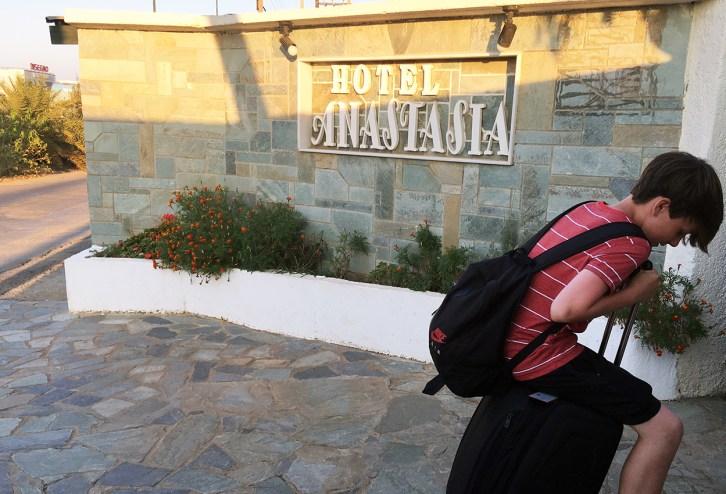 Anastasia Hotel Stalis Crete 1